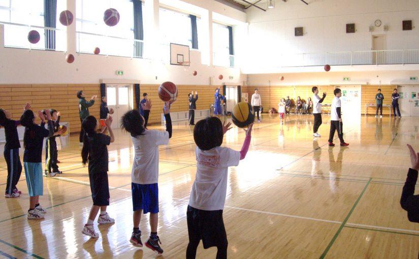 新規開校|京都伏見でバスケットボール教室開催!