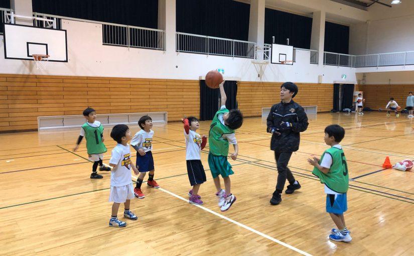 新規クラス開設|西淀川スポーツセンターで4歳から始めるバスケットボール!