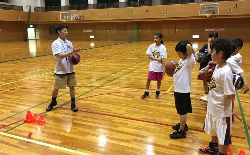 尼崎市園田体育館にてバスケットボール教室体験会やります!